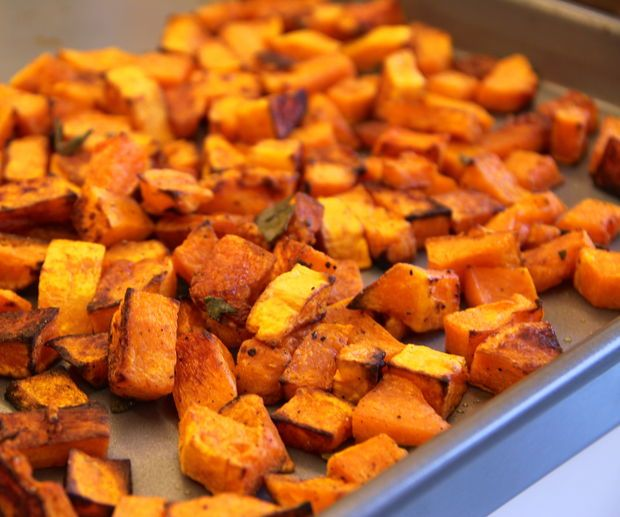 Picture of roasted butternut squash