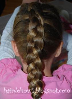 Hairdo How-to: Dutch Braid/ Inside-Out French Braid