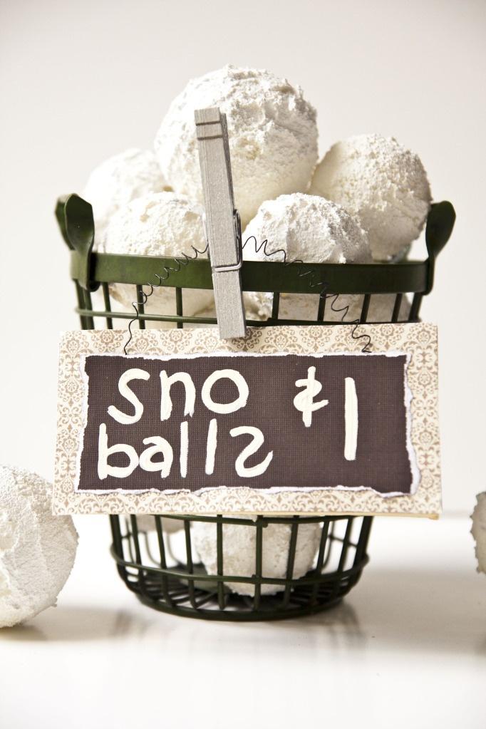 How to make snowballs craft ideas pinterest snowball