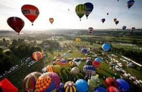 Campsite Finder Online Blog Ballon Festival Malvern