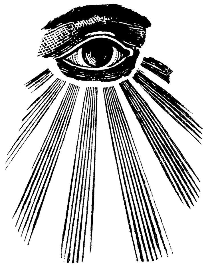 Eye of Providence Tattoo Idea