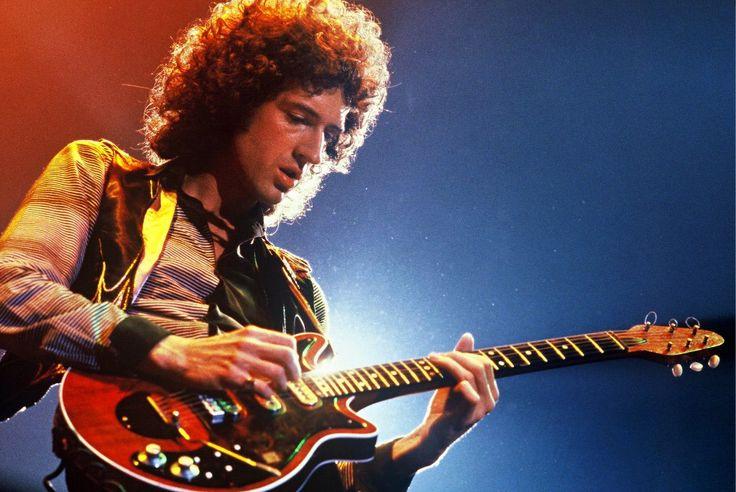 Brian May conocido mundialmente por ser guitarrista, compositor y vocalista de Queen hoy es uno de los científicos de la NASA
