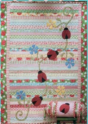 Amazing Jelly Roll Quilt Pattern - The Cutting Table Quilt Blog