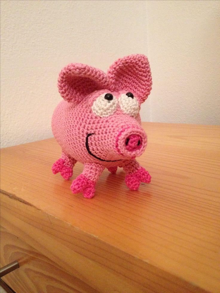 Pig 2 - front side