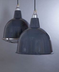 Industrial Lights - Factory Lighting to Hang from Kitchen Ceilings