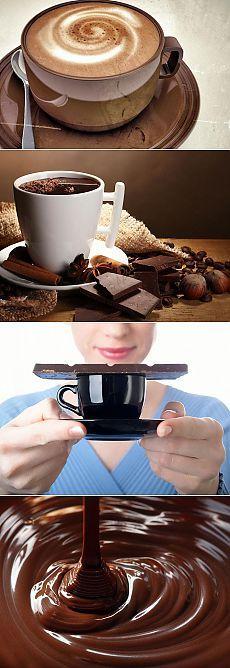 Почему нужно пить горячий шоколад - Делимся советами