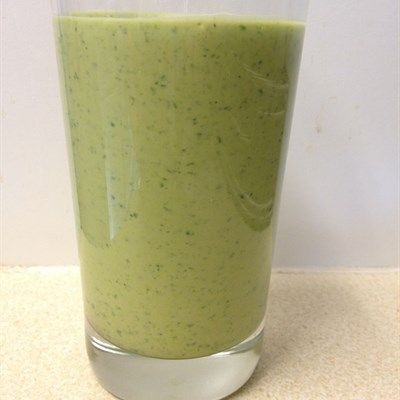 Skinny Green Monster Smoothie. I've had this many times! AMAZING! Keep ...