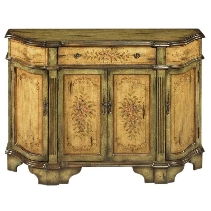 decorate your room around this handpainted piece of furniture the unique design and - Credenza Furniture