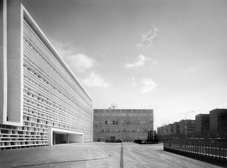 Universidad Politecnica de Valencia Expansion / Corell ?fort Palacios Arquitectos