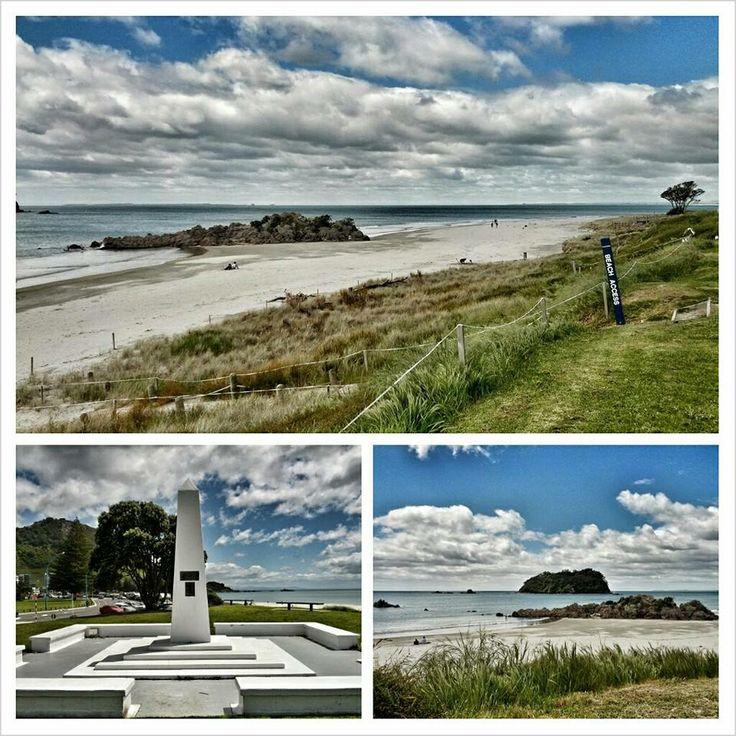 Mt. Maunganui beach #MtMaunganui #BayOfPlenty #NewZealand #Aotearoa #NZ