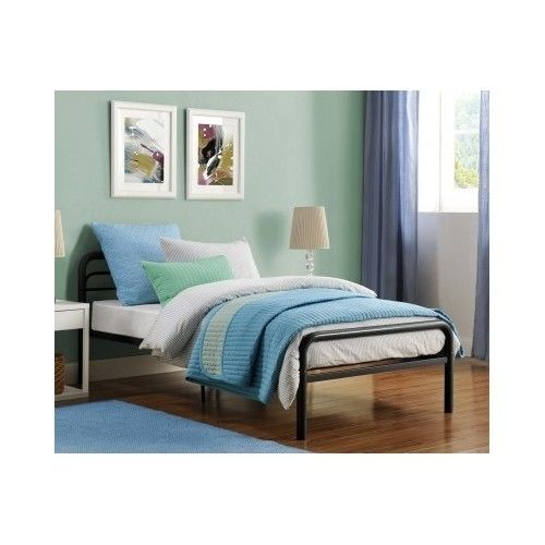 25 best ideas about twin size bed frame on pinterest for Cheap metal twin bed frame