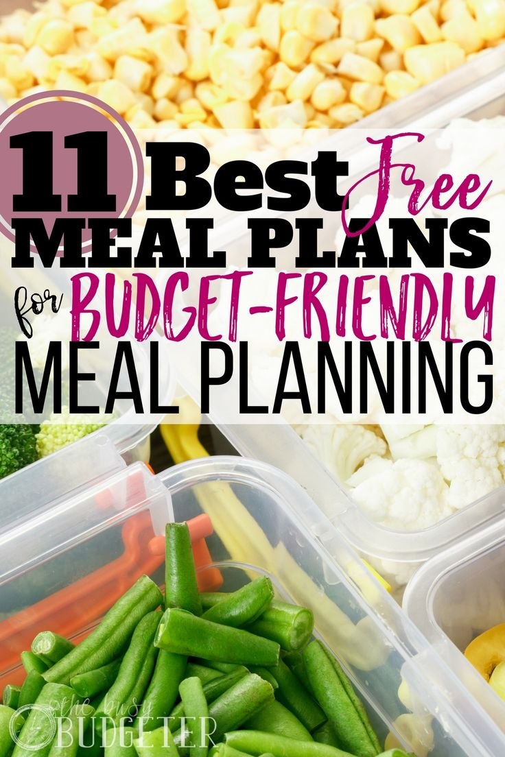 I have always struggled with meal planning but WOW this article is such a great resource that helps me save money on groceries AND it helped me choose a totally free meal plan that actually works for my crazy family! Some of the best free meal plans I've ever seen!