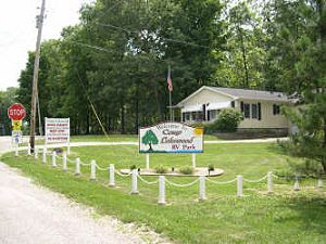 Welcome To Camp Lakewood Campground Illinois