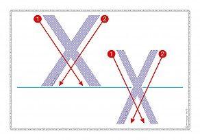 """Εκτύπωση φύλλου δραστηριότηρας με θέμα """"Πώς γράφεται το γράμμα Χ,χ""""."""