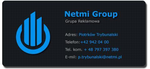 Netmi Group - agencja reklamowa łódź, agencja PR łódź, pozycjonowanie łódź, strony internetowe łódź, serwisy CMS łódź,…