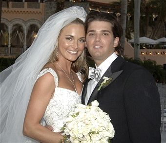 Donald Trump, Jr. And Vanessa Haydon Wedding