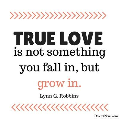 Elder Lynn G. Robbins | 'Love is a Choice': 20 marriage quotes from LDS general authority's new book | Deseret News