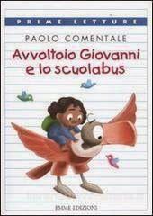 Avvoltoio Giovanni e lo scuolabus al Venerdì del Libro | A Tea for U