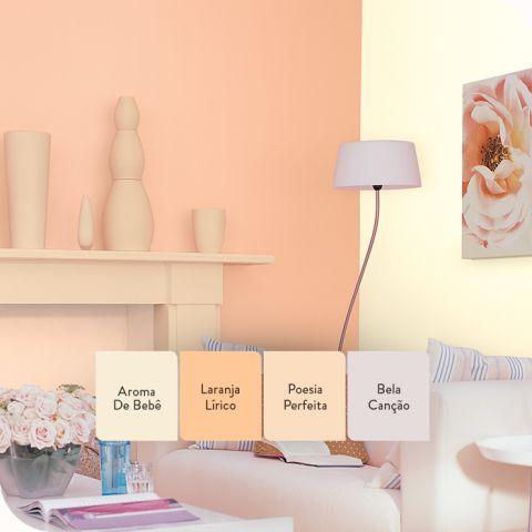 27 combinações de cores para deixar o ambiente com seu estilo | Casa