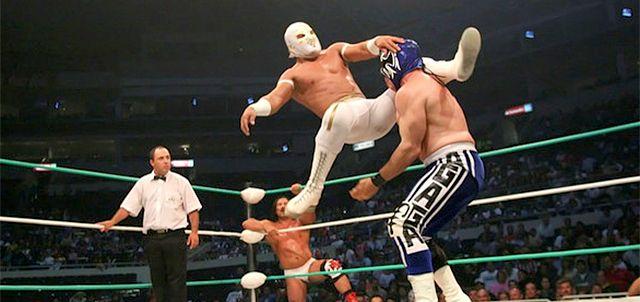 Lucha Libre Arena México, Ciudad de México, México - Zonaturistica.com