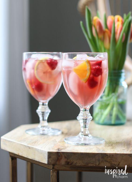 Hervorragend Les 25 meilleures idées de la catégorie Sangria rosé sur Pinterest  AK81