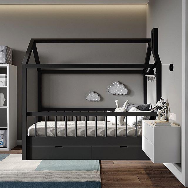 Ein kleines Kinderzimmer ? für das Studio @alexey_volkov_ab #designer # design # designprojekt # interior apartment #design #interior #interiordesign # interior