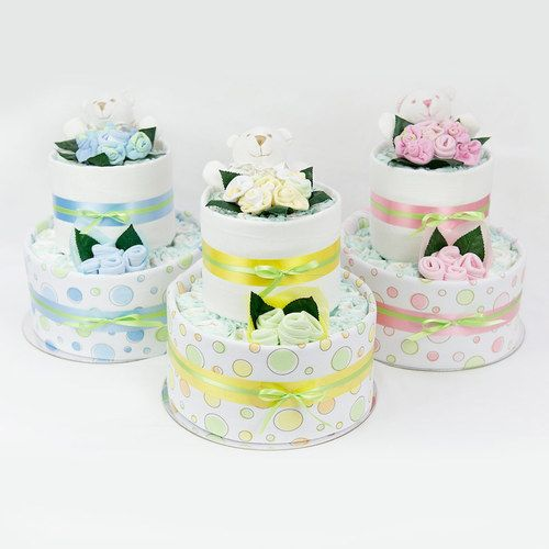 Baby Shower Nappy Cakes The Essentials Range