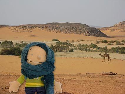 PEQUE BASILIO: Proyecto El Desierto