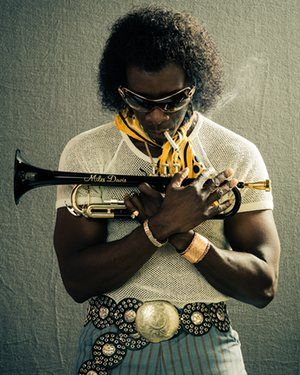 """The film """"Miles Ahead,"""" Don Cheadle's labor of love, is a work of art."""