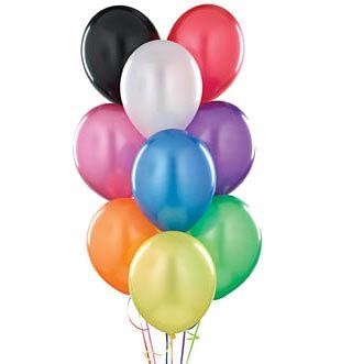 Ήλιον για μπαλόνια : Περιεχόμενο φιάλης ηλίου 10lt