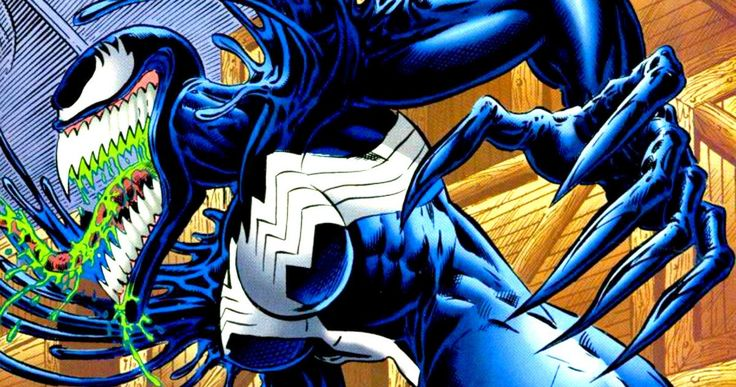 She-Venom to Be Introduced in the Venom Movie? -- Eddie Brock's ex-wife Ann Weying will be one of the central characters in Venom, known for becoming the dreaded Bride of Venom. -- http://movieweb.com/bride-of-venom-movie-introduction-rumor-ann-weying/