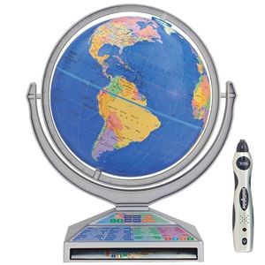 Intelliglobe Interactive Globe for Kids | FREE Shipping at UltimateGlobes.com