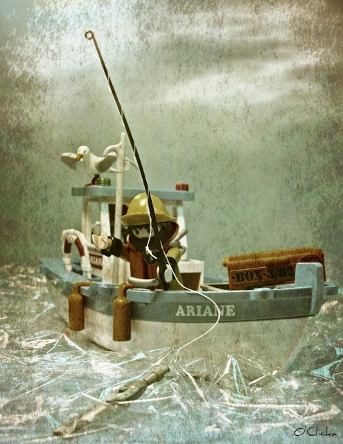 NATIONAL GEOGRAPHIC  playmobil