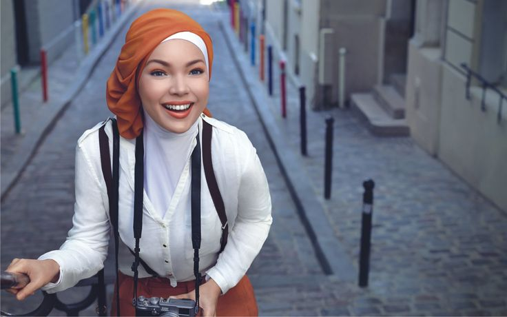 sumber gambar : wardahbeauty.com    Wanita mana yang tak senang jika banyak orang mengira ia lebih...