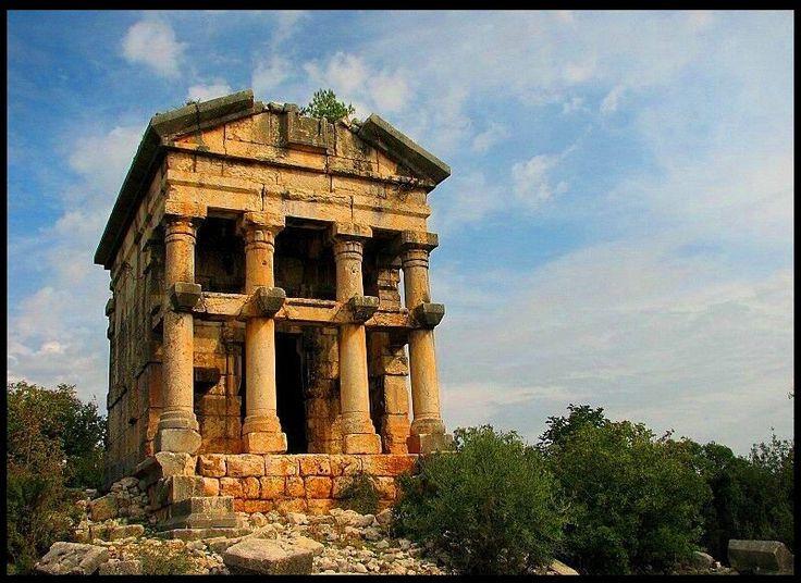 Mersin - Kanlidivane 300BC