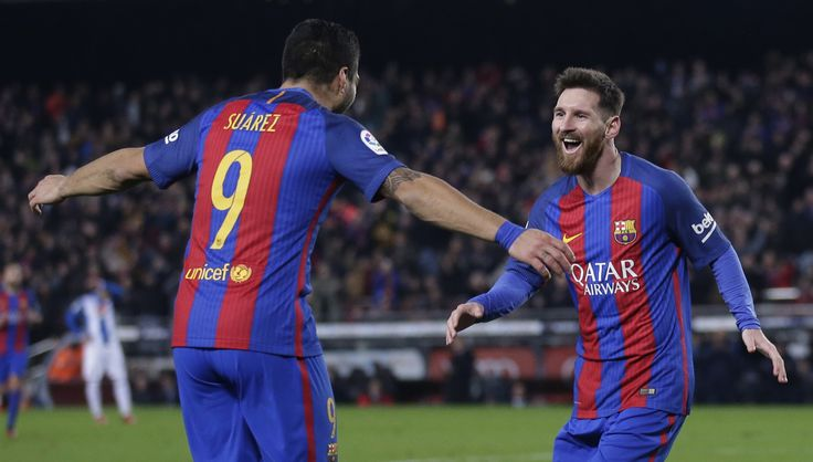 Le solo de Messi? Une action de Playstation!