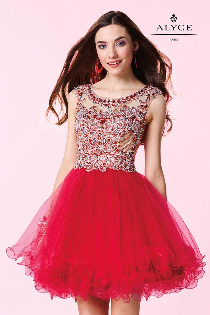 Mejores 57 imágenes de Lady In Red en Pinterest | Trajes de gala ...