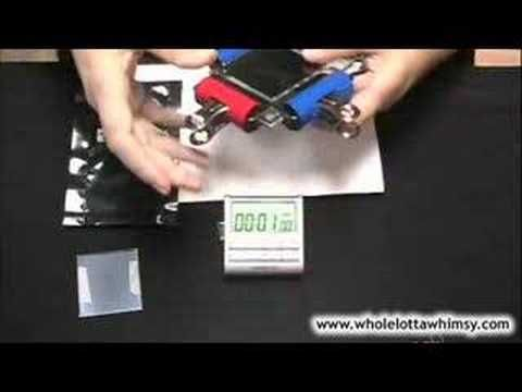 Photopolymer Plate Tutorial - YouTube