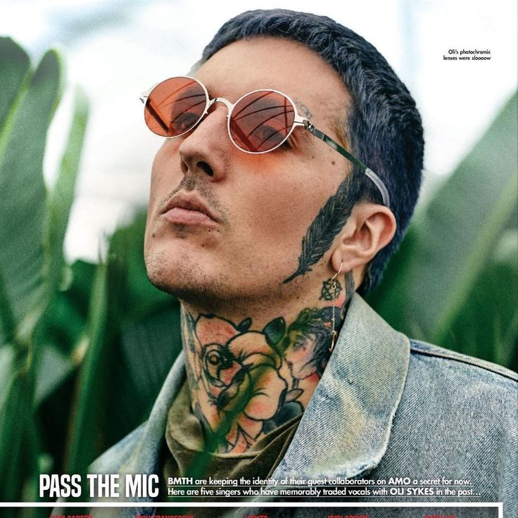 Kerrangmagazine Out Now Oliver Sykes Bring Me The