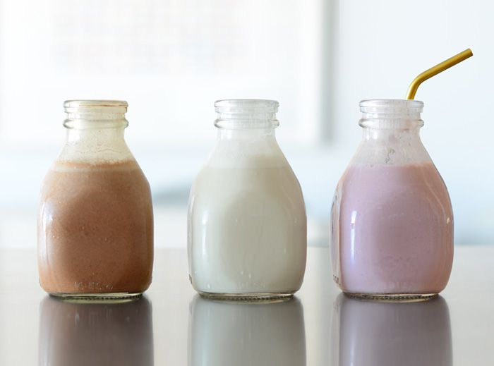 Cashew Milk 3 Ways // WeGolden (Mexican Chocolate, Maple Vanilla, Strawberry Cardamom