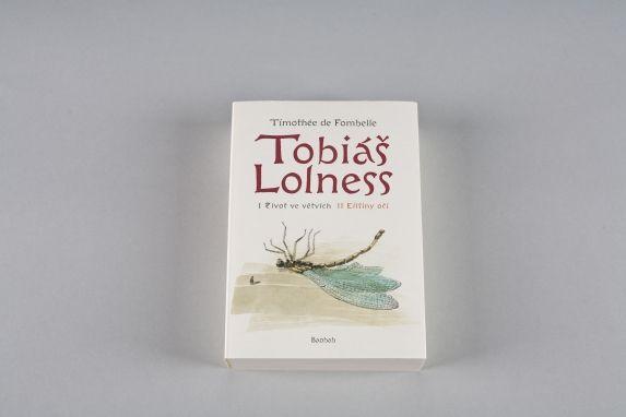 Tobiáš Lolness komplet   české ilustrované knihy pro děti   Baobab Books