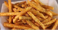 Economiza lo máximo en tu casa y ademas mantén a tu familia sana comiendo papas fritas caseras, te mostraremos cómo hacerl