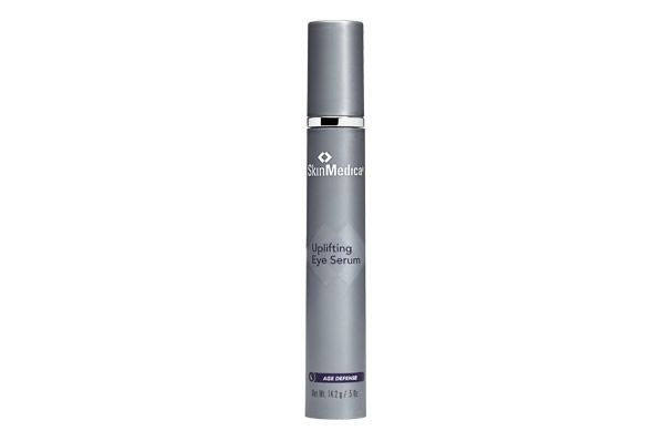 Target dark circles, fine lines and puffiness with the SkinMedica Uplifting Eye Serum.