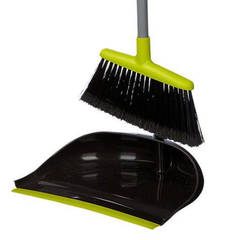 Buy John Lewis Ingenious Stationary Upright Sweeper Pan and Brush Set Online at johnlewis.com
