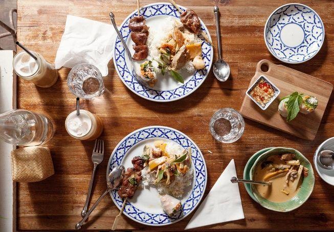 Jinda Thai - Restaurant - Food & Drink - Broadsheet Melbourne
