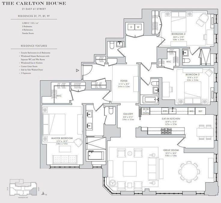 Extellu0027s Pricey Carlton House Conversion Shows Itself