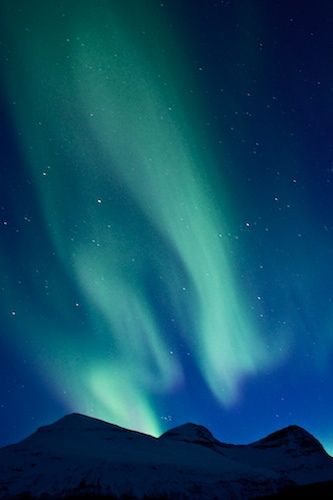 Northern lights ~ Norway