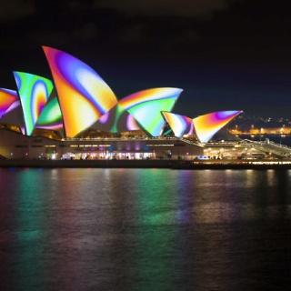 Sydney Opera House... very cool!!