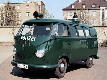 Polizei Bulli
