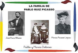 DIRIGIENDO MANITAS: Dossier Picasso 5 años